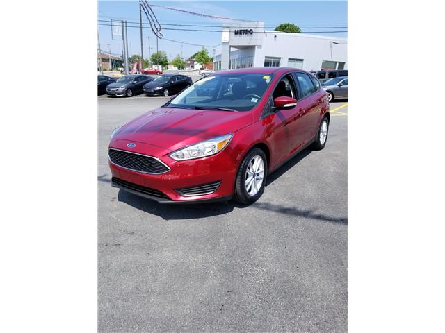 2015 Ford Focus SE Hatch (Stk: p19-151) in Dartmouth - Image 1 of 11
