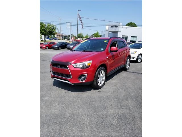 2014 Mitsubishi RVR SE Limited 4WD (Stk: p19-160) in Dartmouth - Image 1 of 9