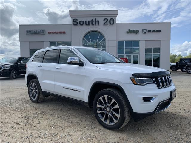 2018 Jeep Grand Cherokee 2BH Limited (Stk: U32532) in Humboldt - Image 1 of 29