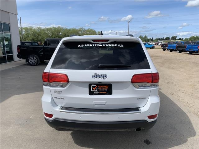 2018 Jeep Grand Cherokee Limited (Stk: U32532) in Humboldt - Image 5 of 29