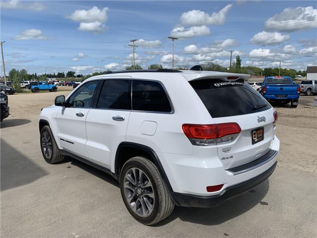 2018 Jeep Grand Cherokee Limited (Stk: U32532) in Humboldt - Image 6 of 29