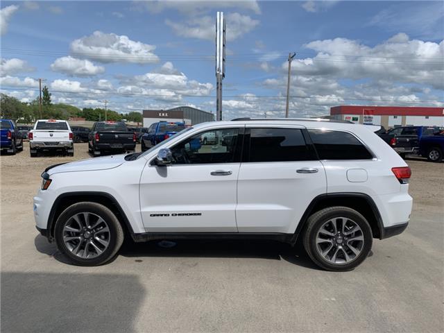 2018 Jeep Grand Cherokee Limited (Stk: U32532) in Humboldt - Image 7 of 29
