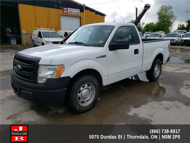 2014 Ford F-150 XL (Stk: 5782) in Thordale - Image 1 of 5