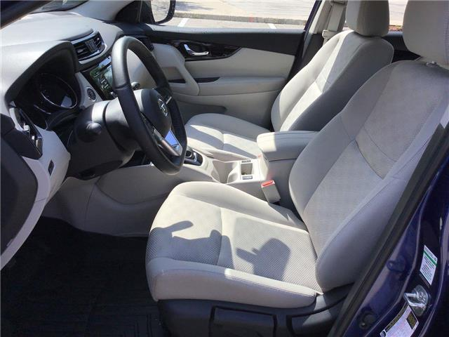 2018 Nissan Qashqai SV (Stk: A7502) in Hamilton - Image 5 of 27