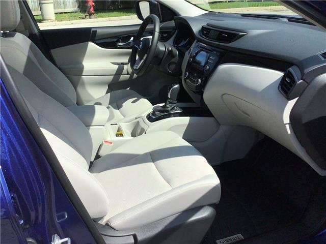 2018 Nissan Qashqai SV (Stk: A7502) in Hamilton - Image 16 of 27
