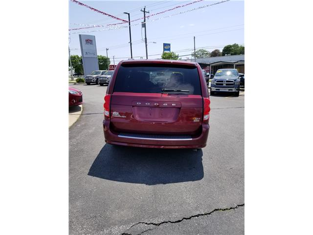 2017 Dodge Grand Caravan SXT (Stk: p19-045) in Dartmouth - Image 7 of 12