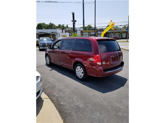 2017 Dodge Grand Caravan SXT (Stk: p19-045) in Dartmouth - Image 8 of 12