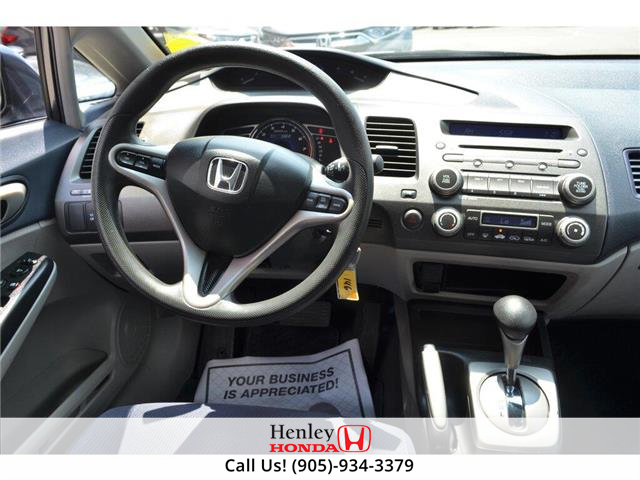 2009 Honda Civic Hybrid  (Stk: R9456A) in St. Catharines - Image 11 of 18
