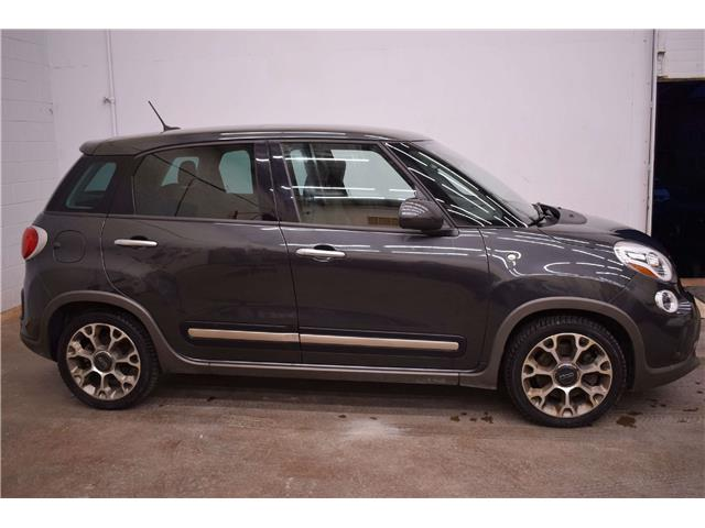 2014 Fiat 500L TREKKING - NAV * HTD SEATS * MOON ROOF  (Stk: B4064A) in Kingston - Image 1 of 30