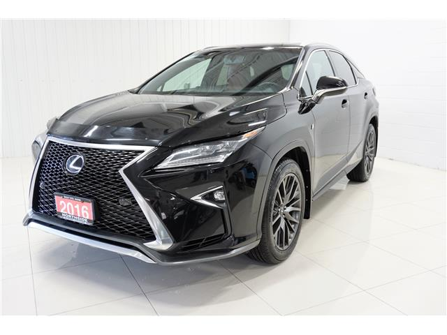 2016 Lexus RX 350 Base (Stk: P5077) in Sault Ste. Marie - Image 1 of 27