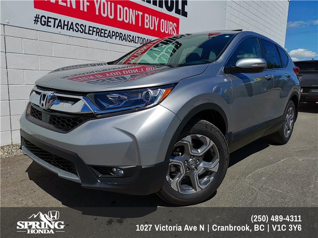 2019 Honda CR-V Touring (Stk: H38062) in North Cranbrook - Image 1 of 10