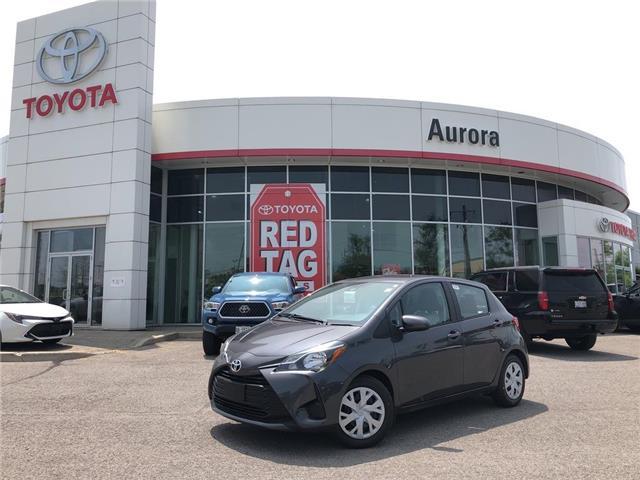 2019 Toyota Yaris LE (Stk: 31069) in Aurora - Image 1 of 15