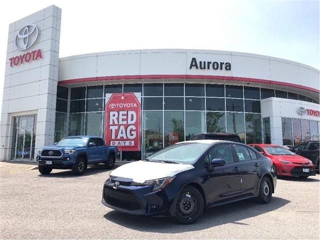 2020 Toyota Corolla LE (Stk: 31071) in Aurora - Image 1 of 15