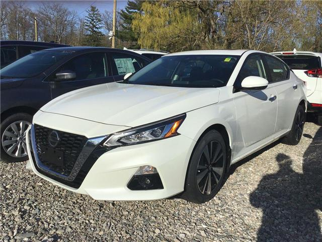 2019 Nissan Altima 2.5 SV (Stk: A7714) in Hamilton - Image 1 of 4