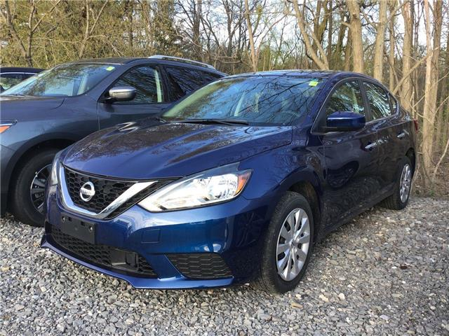 2019 Nissan Sentra 1.8 SV (Stk: A7825) in Hamilton - Image 1 of 4