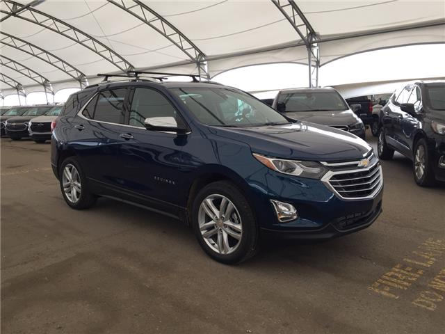 2019 Chevrolet Equinox Premier (Stk: 176417) in AIRDRIE - Image 1 of 28