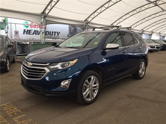 2019 Chevrolet Equinox Premier (Stk: 176417) in AIRDRIE - Image 19 of 28