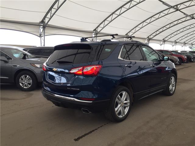 2019 Chevrolet Equinox Premier (Stk: 176417) in AIRDRIE - Image 22 of 28