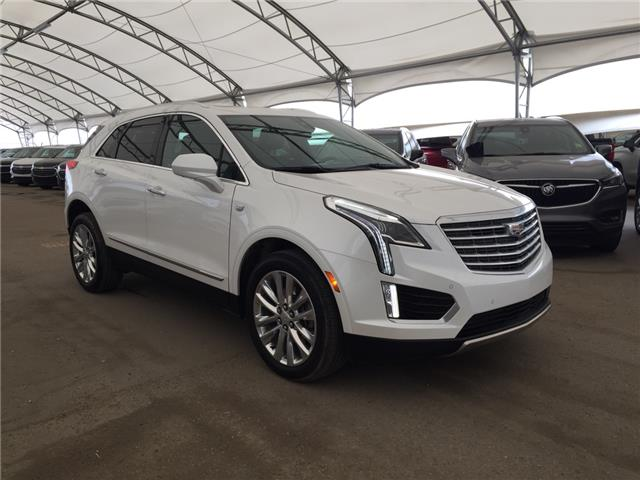 2018 Cadillac XT5 Platinum (Stk: 176583) in AIRDRIE - Image 1 of 31