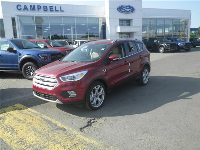 2019 Ford Escape Titanium (Stk: 1916430) in Ottawa - Image 1 of 11