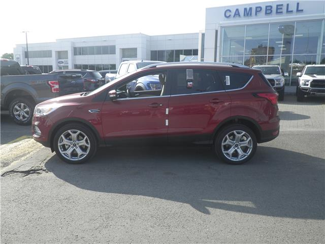 2019 Ford Escape Titanium (Stk: 1916430) in Ottawa - Image 2 of 11