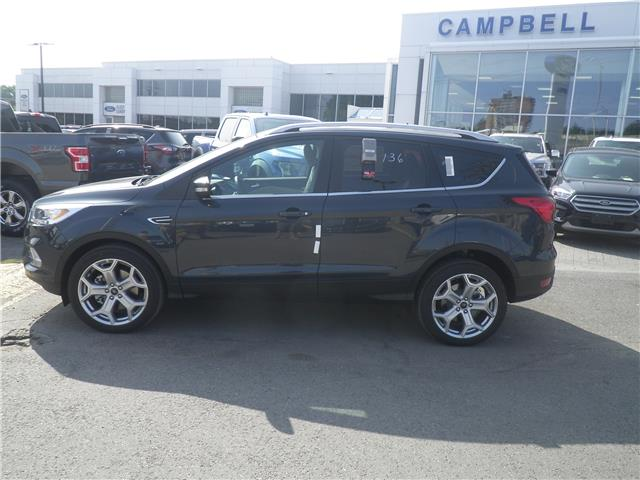 2019 Ford Escape Titanium (Stk: 1916500) in Ottawa - Image 2 of 11