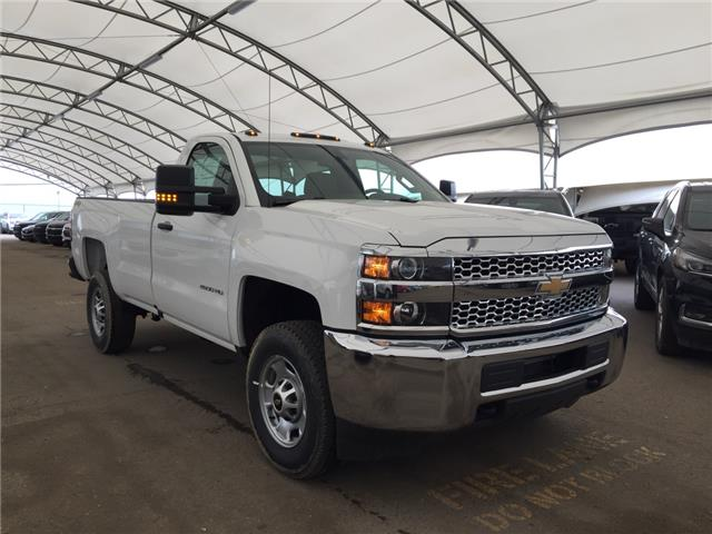 2019 Chevrolet Silverado 2500HD WT (Stk: 174226) in AIRDRIE - Image 1 of 18