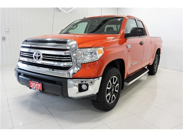 2017 Toyota Tundra SR5 Plus 5.7L V8 (Stk: T19257A) in Sault Ste. Marie - Image 1 of 21