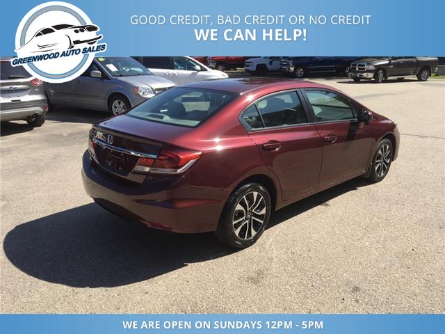 2015 Honda Civic EX (Stk: 15-50129) in Greenwood - Image 7 of 21