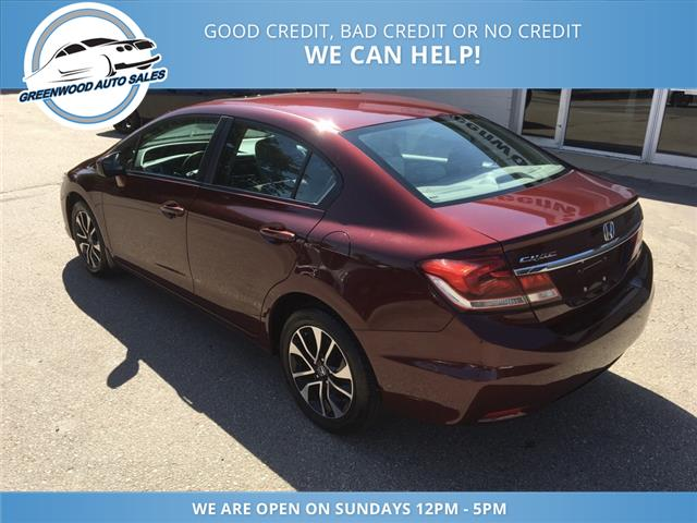 2015 Honda Civic EX (Stk: 15-50129) in Greenwood - Image 9 of 21