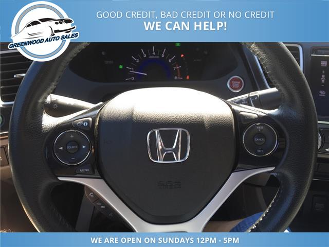 2015 Honda Civic EX (Stk: 15-50129) in Greenwood - Image 13 of 21