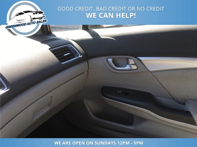 2015 Honda Civic EX (Stk: 15-50129) in Greenwood - Image 16 of 21