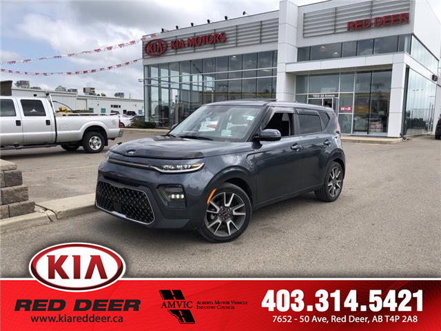 2020 Kia Soul EX Premium (Stk: 20SP4672A) in Red Deer - Image 1 of 24