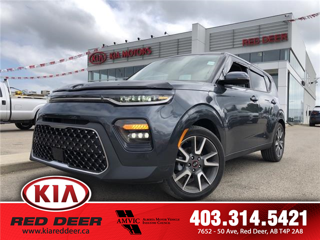 2020 Kia Soul EX Premium (Stk: 20SP4672A) in Red Deer - Image 2 of 24