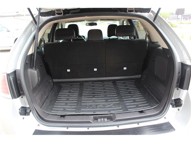 2009 Lincoln MKX Base (Stk: CBK2810) in Regina - Image 19 of 20