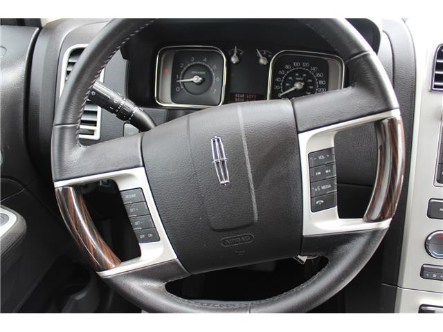 2009 Lincoln MKX Base (Stk: CBK2810) in Regina - Image 11 of 20
