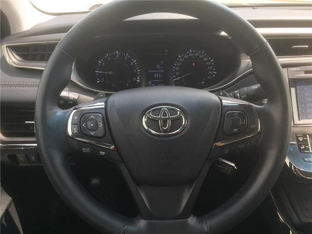 2018 Toyota Avalon Limited (Stk: 271412) in Brampton - Image 12 of 17