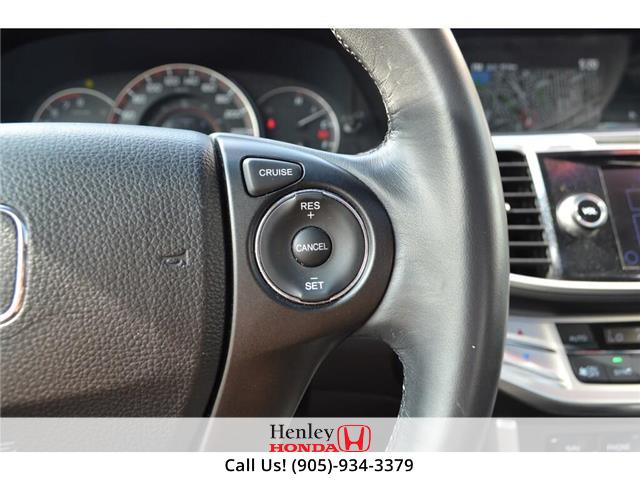 2013 Honda Accord  (Stk: R9491) in St. Catharines - Image 15 of 25
