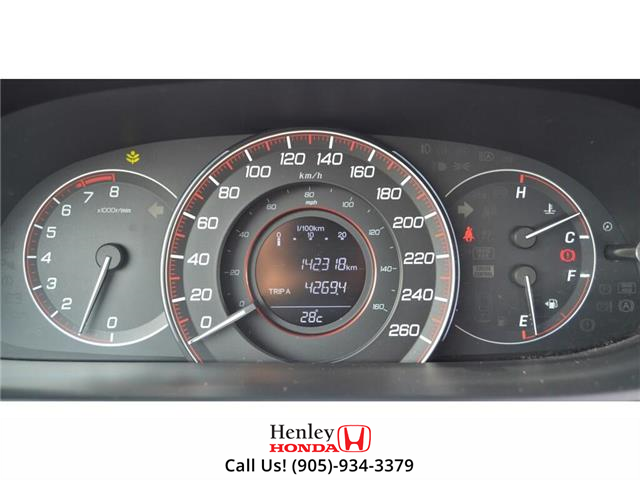 2013 Honda Accord  (Stk: R9491) in St. Catharines - Image 16 of 25