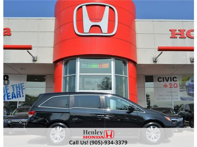 2015 Honda Odyssey  (Stk: R9496) in St. Catharines - Image 2 of 30