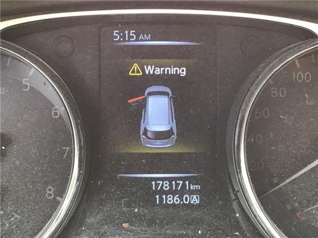 2016 Nissan Rogue S (Stk: U1514) in Hamilton - Image 2 of 2