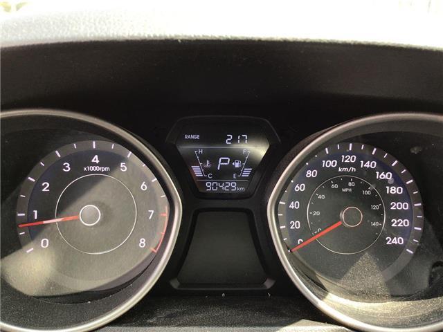 2016 Hyundai Elantra GL (Stk: T8120A) in Hamilton - Image 2 of 2