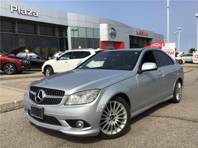 2008 Mercedes-Benz C-Class Base (Stk: T8168) in Hamilton - Image 1 of 23