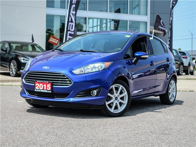 2015 Ford Fiesta SE (Stk: P5185) in Ajax - Image 1 of 25