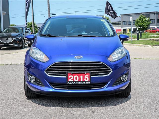 2015 Ford Fiesta SE (Stk: P5185) in Ajax - Image 2 of 25