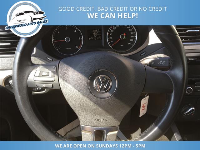 2013 Volkswagen Jetta 2.0 TDI Comfortline (Stk: 13-20989) in Greenwood - Image 11 of 19