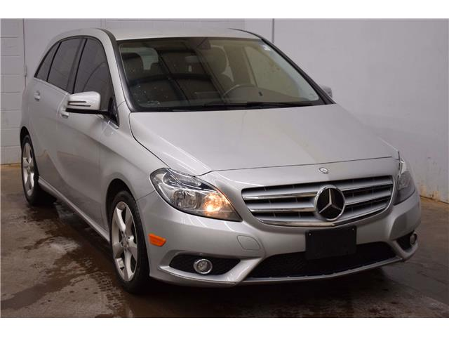 2014 Mercedes-Benz B-Class B250 - LTHR * HTD SEATS * BACK UP CAM  (Stk: B4302A) in Kingston - Image 2 of 30
