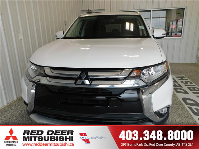 2018 Mitsubishi Outlander  (Stk: P8341A) in Red Deer County - Image 2 of 16