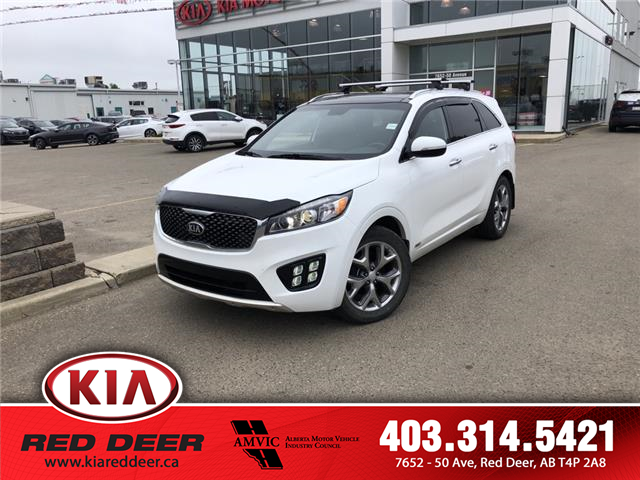 2016 Kia Sorento 2.0L SX (Stk: 9SR8579A) in Red Deer - Image 1 of 12