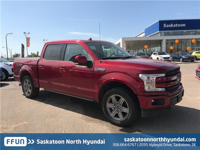 2018 Ford F-150 Lariat (Stk: B7287) in Saskatoon - Image 1 of 19